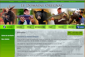 Le Domaine Orégnac - Chaudière-Appalaches, Saint-Lambert-de-Lauzon (Beauce)