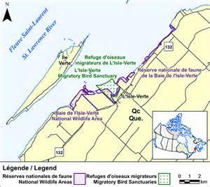 Réserve nationale de faune de la Baie de L'Isle-Verte - Bas-Saint-Laurent, L'Île-Verte