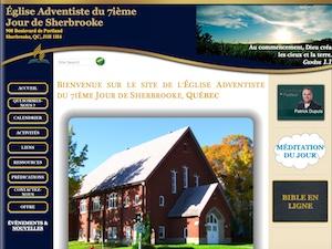 Église Adventiste du 7ième Jour de Sherbrooke - Estrie / Canton de l'est, Sherbrooke