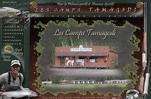 Les Camps Tamagodi - Gaspésie, Saint-René-de-Matane