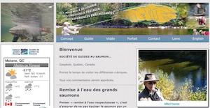 Société de Guides au Saumon - Gaspésie, Matane