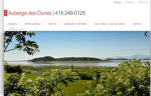 Auberge des Dunes - Chaudière-Appalaches, Isle-aux-Grues (Montmagny)