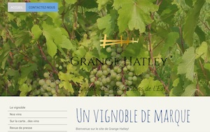 Grange Hatley - Estrie / Canton de l'est, Sainte-Catherine-de-Hatley