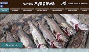 Pourvoirie Aya-Pe-Wa (1998) - Mauricie, Saint-Alexis-des-Monts