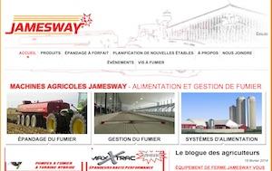 Jamesway - Estrie / Canton de l'est, Saint-François-Xavier-de-Brompton
