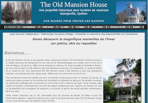 The Old Mansion House - Estrie / Canton de l'est, Georgeville