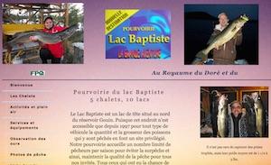 Pourvoirie du Lac Baptiste - Laurentides, Blainville