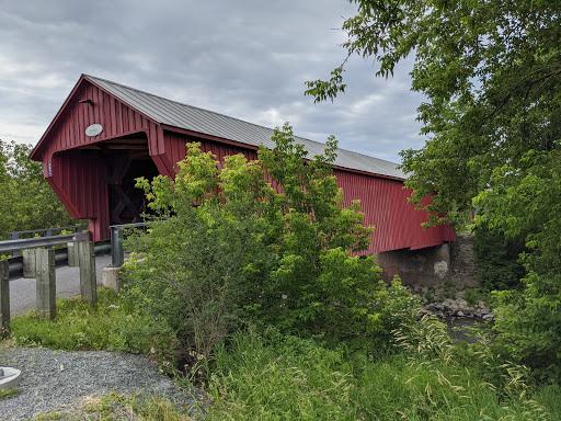 Pont couvert Freeport - Estrie / Canton de l'est, Cowansville