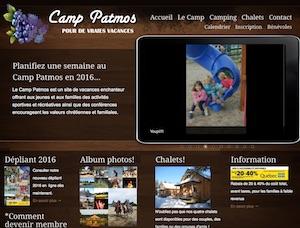 Camps Patmos - Saguenay-Lac-Saint-Jean, L'Ascension-de-Notre-Seigneur (Lac-St-Jean)
