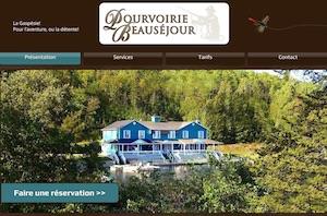 Pourvoirie Beauséjour - Gaspésie, Petite-Vallée
