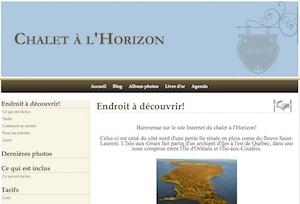 Chalet à l'Horizon - Chaudière-Appalaches, Saint-Antoine-de-l'Isle-aux-Grues