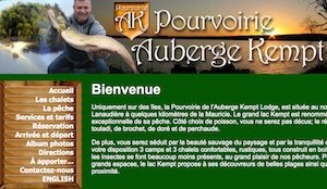 Pourvoirie Auberge Kempt - Mauricie, Grandes-Piles
