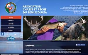 Association de Chasse et Pêche Lac Témiscouata - Bas-Saint-Laurent, Témiscouata-sur-le-Lac