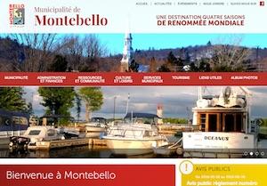 Municipalité de Montebello - Outaouais, Montebello