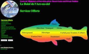 Le Boisé de l'Arc-en-Ciel - Laurentides, Lachute