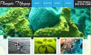Plongée Magog - Estrie / Canton de l'est, Memphrémagog