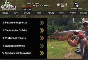 La Pourvoirie Domaine Vanier - Laurentides, Sainte-Anne-des-Lacs