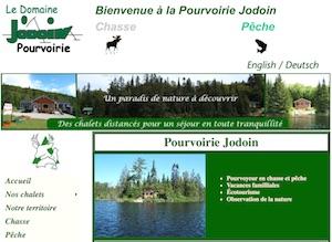 Pourvoirie Jodoin - Laurentides, Sainte-Anne-du-Lac