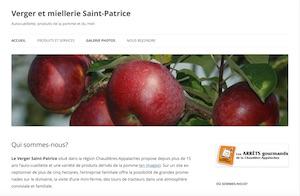 Verger St-Patrice et Les Ruchers Labrie - Chaudière-Appalaches, Saint-Henri (Bellechasse)