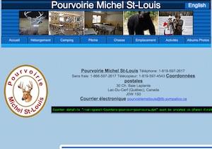 Pourvoirie Michel St-Louis enr. - Laurentides, Lac-du-Cerf