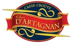 Casse-Croûte Chez D'Artagnan / Bar laitier Soleil Glacé - Chaudière-Appalaches, Sainte-Claire (Bellechasse)