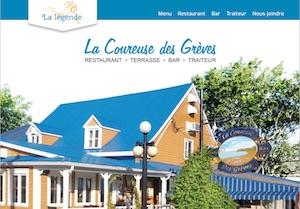 La Coureuse des Grèves - Chaudière-Appalaches, Saint-Jean-Port-Joli (Côte-du-Sud)