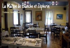 La Maison de Blanche et Zéphirin - Chaudière-Appalaches, Saint-Narcisse-de-Beaurivage (Lotbinière)