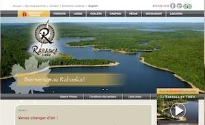 Le Rabaska Lodge - Laurentides, Ferme-Neuve