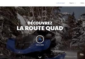La Route Quad - Montréal, Montréal