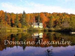 Domaine Alexandre - Chaudière-Appalaches, Sainte-Sabine-de-Bellechasse