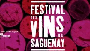Festival des vins de Saguenay - Saguenay-Lac-Saint-Jean, Saguenay (Saguenay) (V) (Chicoutimi)