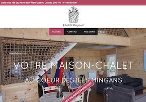 Chalets Mingamie - Côte-Nord / Duplessis, Havre-Saint-Pierre
