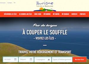 Association Touristique  de Îles de la Madeleine - Îles-de-la-Madeleine, Cap-aux-Meules