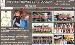 Auberge Jeunesse à LouLou - Chaudière-Appalaches, Lévis (Lévis) (Charny)