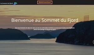 Auberge Au Sommet du Fjord - Côte-Nord / Manicouagan, Sacré-Coeur