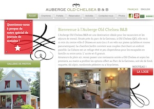 Auberge Old Chelsea B&B - Outaouais, Chelsea