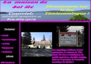 La Maison de Sol-Ré - Abitibi-Témiscamingue, Val-d'Or