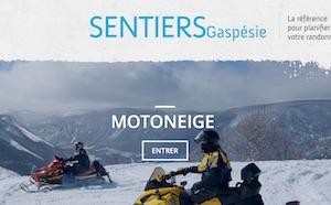 Sentiers Gaspésie - Gaspésie, Mont-Joli