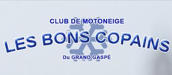 Club de Motoneige Les Bons Copains du Grand Gaspé - Gaspésie, Ville de Gaspé