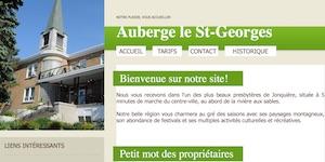 Auberge le St-Georges - Saguenay-Lac-Saint-Jean, Saguenay (Saguenay) (V) (Jonquière)