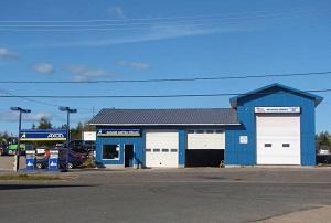 Garage Gaétan Poulin - Côte-Nord / Duplessis, Rivière-au-Tonnerre