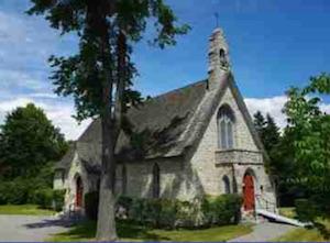 Église protestante de Murray Bay - Charlevoix, La  Malbaie