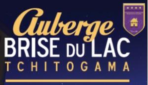 Auberge de la Brise du Lac Tchitogama - Saguenay-Lac-Saint-Jean, Lamarche (Lac-St-Jean)