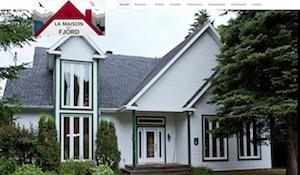 La Maison du Fjord - Saguenay-Lac-Saint-Jean, L'Anse St-Jean (Saguenay)