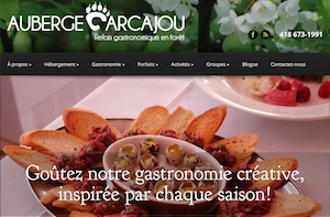 Auberge Carcajou - Saguenay-Lac-Saint-Jean, Saint-David-de-Falardeau (Saguenay)
