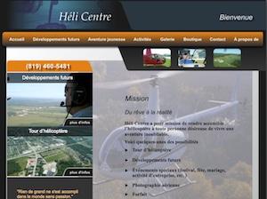 Héli Centre - -Centre-du-Québec-, Victoriaville