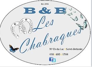 B&B Les Chabraques - Bas-Saint-Laurent, Saint-Antonin