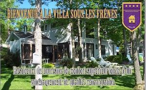 Villa sous les Frênes - Abitibi-Témiscamingue, Saint-Bruno-de-Guigues