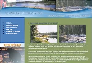 Pourvoirie Damville - Saguenay-Lac-Saint-Jean, Saint-Félicien (Lac-St-Jean)