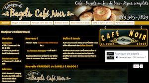 Fabrique de Bagels - Café Noir - Estrie / Canton de l'est, Magog